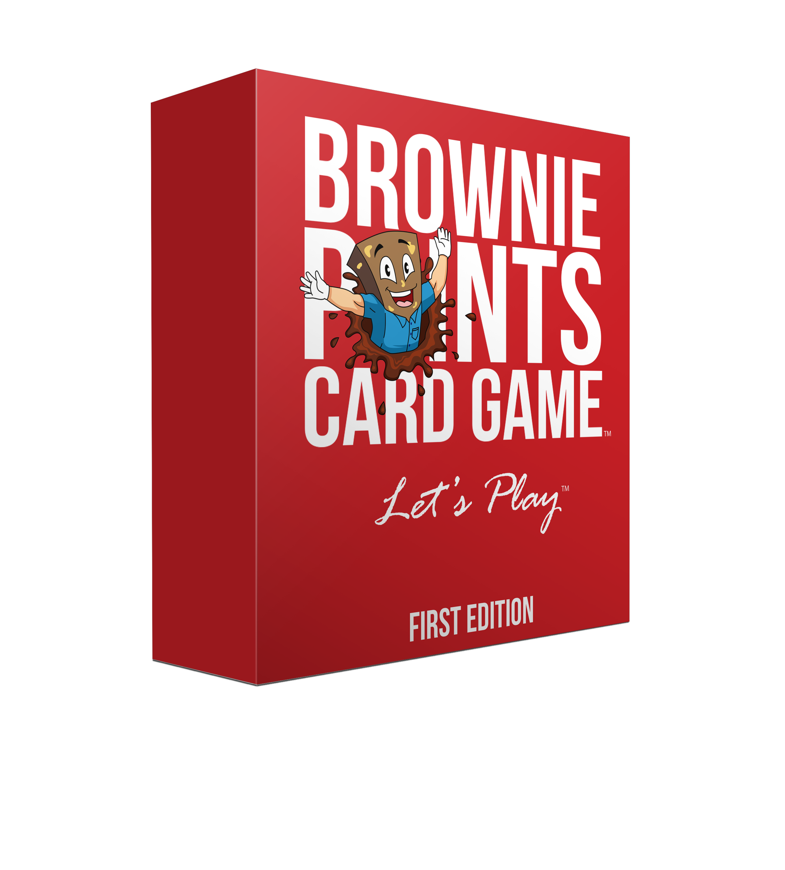 Brownie Points Card Game - First Edition